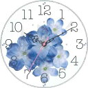 アートフラワークロック デルフィニウム ブルー STARLINE スターライン STW-1195BU