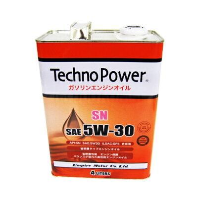 テクノパワーオイル 5w30