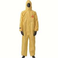 TRUSCO トラスコ中山 工業用品 デュポン TM タイケム R C 化学保護服 Lサイズ