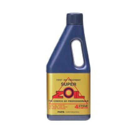 添加剤 スーパーゾイル SUPER ZOIL for 4cycle 容量:450ml
