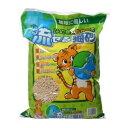 猫砂 ひのきとおからの流せる猫砂(8L)