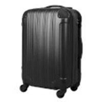 ティーアンドエス 5082-48 BK ブラック レジェンドウォーカー (スーツケース(48cm/TSAロック搭載/4輪/機内持込)