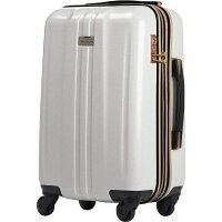 T&S ティーアンドエス LEGEND WALKER PREMIUM HARD CASE 6701ANCHOR+FASTENER FRAME SSC搭載スーツケース 48cm ホワイトカーボン 6701-48-WHCB
