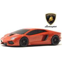 ランボルギーニ(Lamborghini) LP700 2.4G無線マウス 1750dpi レッド