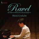 クープランの墓~ラヴェル:ピアノ作品全集II/CD/AUCD-00028