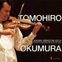 バッハ:無伴奏ヴァイオリンのためのソナタ&パルティータ全集/CD/AUCD-40003