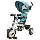 JTC 3in1 Tricycle ペールブルー