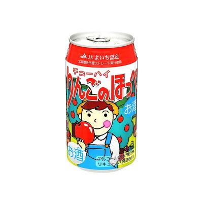 北海道麦酒醸造 CS りんごのほっぺチューハイ 缶 350ml