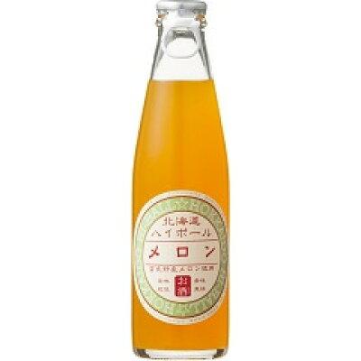 北海道麦酒醸造 北海道ハイボール メロン 瓶 200ml