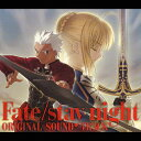 Fate/stay night ORIGINAL SOUNDTRACK/CD/TMC-1002