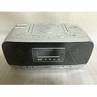 東芝 SD/USB/CDラジオ Bluetooth対応 シルバー TY-CWX81(S)