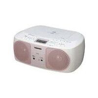 東芝 CDラジオ ピンク TY-C15(P)