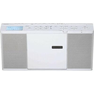 TOSHIBA CDラジオ TY-CX700(W)