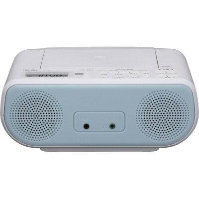 TOSHIBA CDラジオ ブルー TY-C160(L)