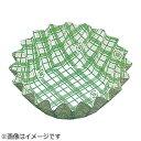 5754710 ココ・ケース 500枚入 丸型 8号深 緑 4560159368162