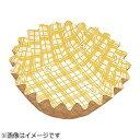 アヅミ産業 ココ・ケース 500枚入 丸型 9号深 黄 5754730
