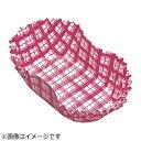 アヅミ産業 紙カップ ココケース小判型 500枚入 11号 赤 XAZ3814