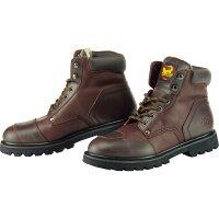 コミネ SB-21 ショートブーツ ブラウン/26.0cm