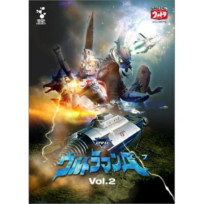 DVDウルトラマンA Vol.2/DVD/DUPJ-58