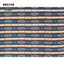 マルチクロス ウォームオルテガ ネイビー 145×225cm 11819880121 1388171