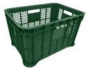 採集コンテナ(緑)メッシュ6個 ※1個から購入できます。 約520(横)*約365(縦)*約305(高さ)
