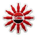 コカ・コーラ ラバーマグネット Coke