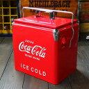 コカ コーラ レトロピクニックストレージ レッド