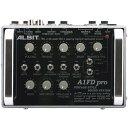 ALBIT PRE-AMP GUITAR/BASS兼用 TUBE MODEL  プリアンプ A1FD pro