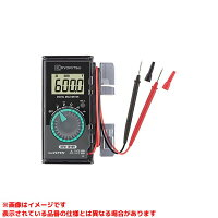 KYORITSU/共立電気計器 カード型デジタルマルチメータ 1019R
