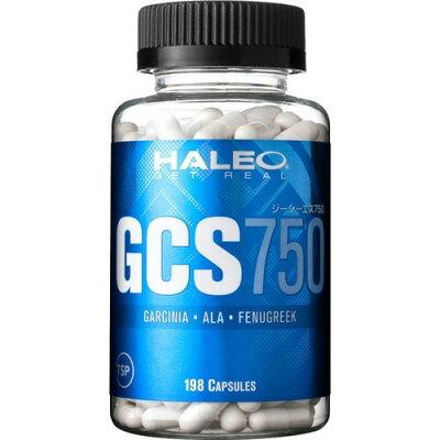 ハレオ GCS750(198カプセル)