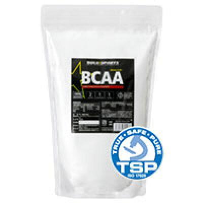 バルクスポーツ BCAAパウダー 1kg ノンフレーバー