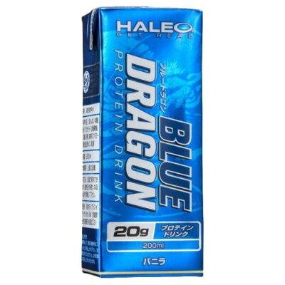 ハレオ ブルードラゴン ドリンク バニラ(200mL)