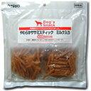 アミーゴオリジナル Dog's Snack やわらかササミスティック(ミルク入り)(400g)