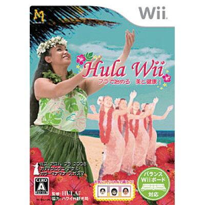 Hula Wii フラで始める 美と健康!/Wii/RVLPR2LJ/A 全年齢対象