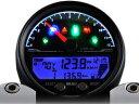 ACEWELL エースウェル スピードメーター 多機能デジタルメーター 回転数:9000rpm カラー:つや消しブラック