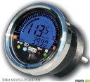ACEWELL エースウェル スピードメーター 多機能デジタルメーター カラー:クロムポリッシュ