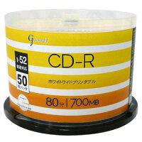 リーダーメディアテクノ CD-R ALLWAYS ALCR52X50PW