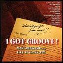 I GOT GROOVE!/CD/CJRC-0703