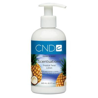 CND シーエヌディー CREATIVE クリエイティブ センセーション 245ml トロピカルツイスト