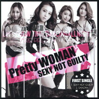 SEXY NOT GUILTY【Type B】/CDシングル(12cm)/SNR-17164