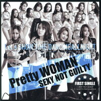 SEXY NOT GUILTY【Type C】/CDシングル(12cm)/SNR-17165