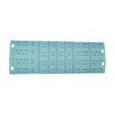 シザー スーパーケント ミラクルシート #600 ブルー美容師 ハサミ はさみ 髪 道具