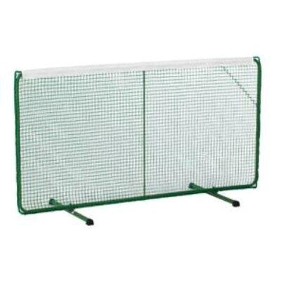 三和体育 SANWATAIKU テニスフェンスDW ダブルネット S-0163