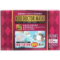 クー ドクターマスク 小さめサイズ(60枚入)