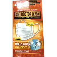 クー ドクターマスク やや小さめサイズ(7枚入)
