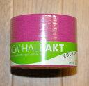 New Hale/ニューハレ AKT カラーロールテープ 長さ5.0m × 幅5cm マゼンタ ≪粘着性伸縮包帯 キネシオロジーテープ の元祖、ニューハレ≫