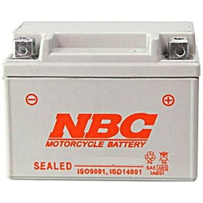 GEL 20L-BS NBC バイク用バッテリー GELタイプ GEL20LBS