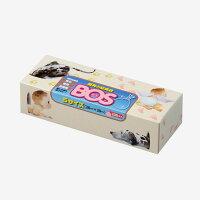 防臭袋 BOS(ボス) ボックスタイプ おむつ・うんち処理用(200枚入)