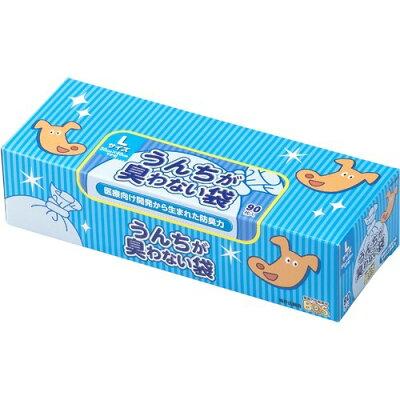 うんちが臭わない袋BOS(ボス) イヌ用 箱型 Lサイズ(90枚入)