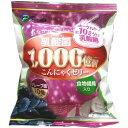 ピアンタ 乳酸菌1000億個こんにゃくゼリー グレープ味 18gX10
